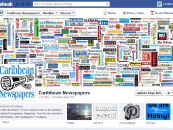 Caribean Newspapers 2013