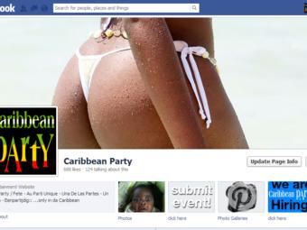 Caribbean Party 2013